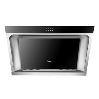 美的CXW-180-DJ118侧吸式抽油烟机家用厨房壁挂式