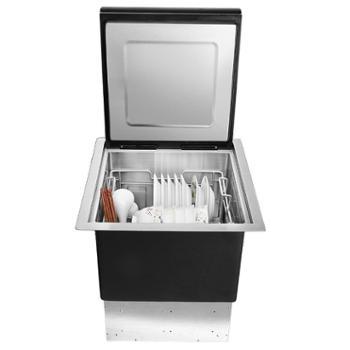 洗碗机水槽一体台式烘干全自动家用嵌入式智能家电刷碗机臭氧超声洗碗机小艾