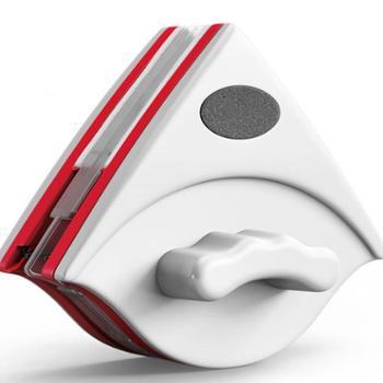 擦玻璃器双层高层强磁双面擦窗户神器高楼清洁清洗家用工具刷刮搽双层中空款