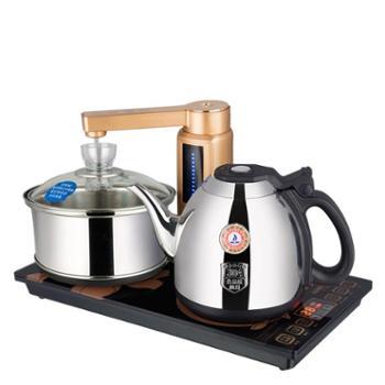 金灶 V9全自动上水电热水壶保温烧水壶电水壶自动抽水电茶炉 家用