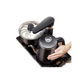 奥克斯全自动上水壶电热烧水壶电茶炉功夫茶保温煮茶器泡茶壶茶台