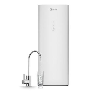 美的净水器家用直饮厨房自来水无罐净水机禅意RO过滤反渗透