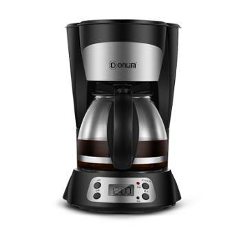 东菱DL-KF300煮咖啡机家用小型全自动美式滴漏式咖啡壶
