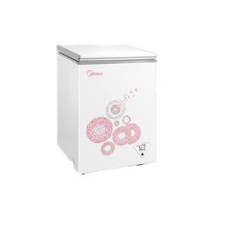 【陕西晟木电子】Midea/美的 BD/BC-96KM(E)冷柜小冰柜 冷冻冰箱冰柜