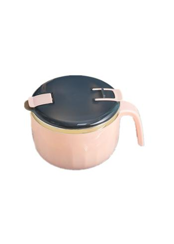 304不锈钢饭盒带盖吃饭碗单个打筷套装