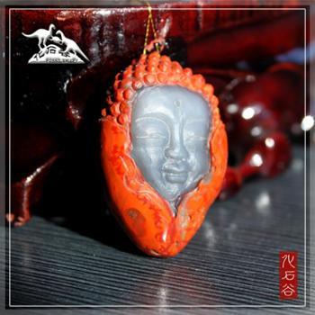 化石谷-石雕工艺品-轮回佛像