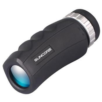 SUNCORE/舜光黑豚8x25单筒望远镜 高清非红外夜视 便携