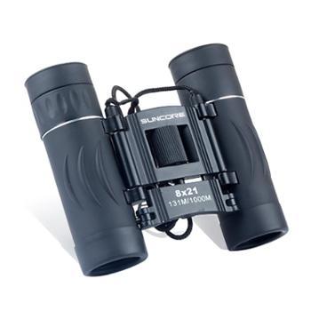 SUNCORE/舜光旅行家8X21双筒望远镜 高倍高清 儿童望远镜夜视非红外