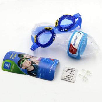 GRiLong儿童防雾游泳眼镜高清舒适可爱泳镜G-1300