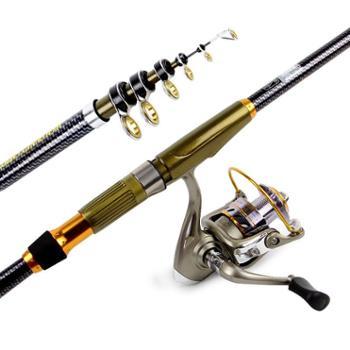 GW/光威 凛刀2.1 2.4 2.7 3.0 3.6米海竿套装手海两用套装海钓竿鱼竿