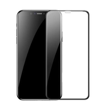 倍思 适用苹果iPhoneXr手机膜 XsMax保护膜0.3mm全屏全玻璃钢化膜