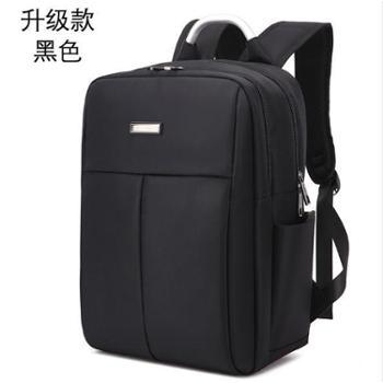 拓王男士双肩包商务透气耐磨电脑背包旅行包学生书包