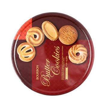 日本进口波路梦曲奇黄油味饼干297.6g60枚