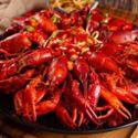 秘之醉 风味小龙虾800g 7-9钱大小 净虾1斤 12~17只 滋味龙虾拌面 麻辣味
