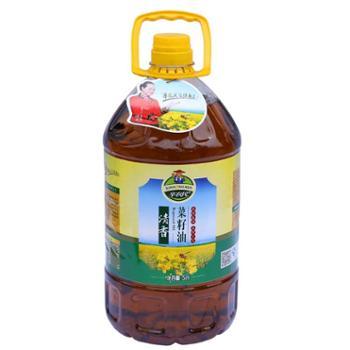 辛农民清香菜籽油(5L装)