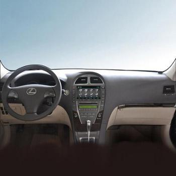 雷克萨斯ES240/350专用DVD导航仪倒车影像一体机