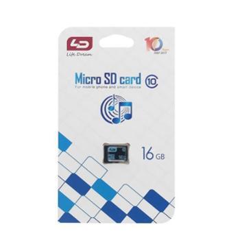 LD和诺高速16G内存卡SD存储卡行车记录仪相机手机高速足量内存卡
