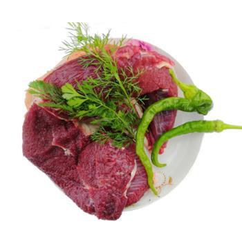 青藏游牧新鲜现杀藏牦牛肉 天然草场散养牛腩牛腱子肉2斤