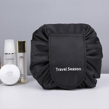 优芬懒人化妆包防水收纳袋大容量收纳包化妆品洗漱包便携旅行包