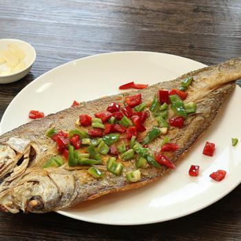 中国农谷湖北特产风干刁子鱼整条腊鱼野生淡水鱼翘嘴鱼干
