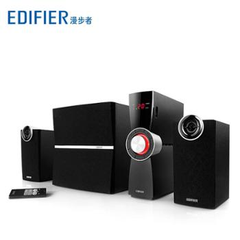 Edifier/漫步者 C2XB无线蓝牙电脑手机通用多媒体桌面音箱usb插卡