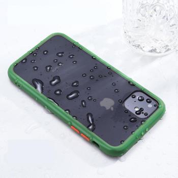 卡斐乐 适用iPhoneXi手机壳 苹果XiR磨砂pc保护套 全包防指纹防摔