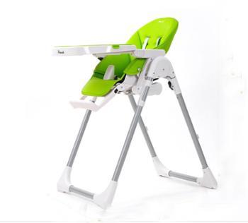 pouch儿童餐椅多功能便携可折叠婴儿餐椅宝宝餐椅儿童吃饭餐桌椅