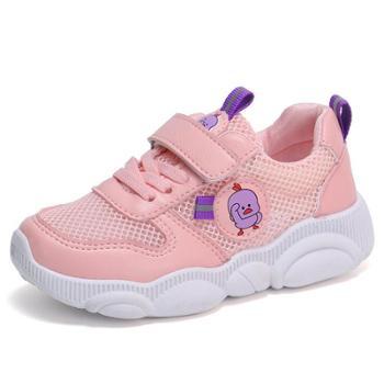 春夏季女童休闲跑步老爹鞋男童运动鞋