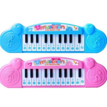 北国e家1-2-3岁儿童电子琴早教音乐玩具