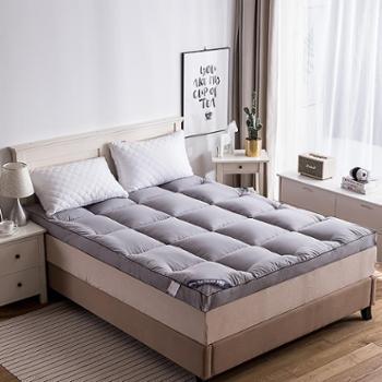 花蓉蓉加厚床垫软垫1.8m双人床褥子单人学生宿舍1.2米榻榻米垫被