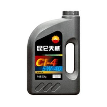 CI-4天威柴油机油(新疆地区O2O产品,线上购买暂不发货)