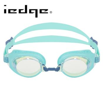 美国巴洛酷达iedge系列近视镀金泳镜VG-957