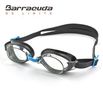 巴洛酷达Barracuda Optics系列近视泳镜#71395