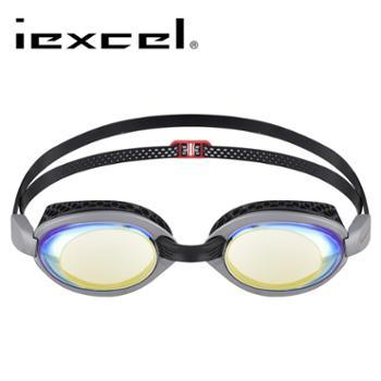 LANE4品牌iexcel系列近视泳镜VX-956