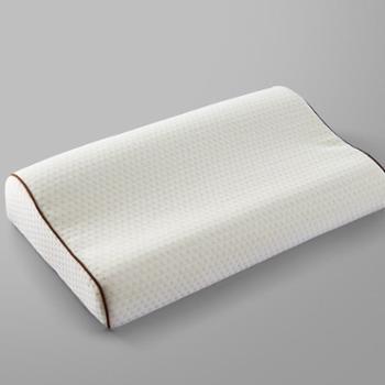 泽盟五星级酒店宾馆高回弹抗菌除螨枕头成人护颈枕超细纤维枕芯