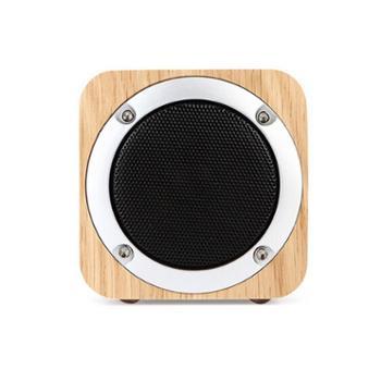 纽曼 MX05 无线便携蓝牙音箱立体低音复古迷你音响