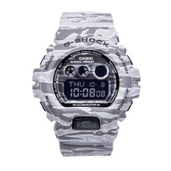 正品CASIO卡西欧潮流树脂电子腕表GD-X6900CM-8DR