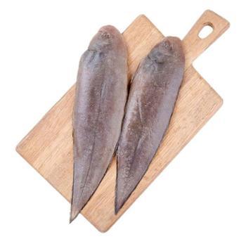 舟山野生玉秃鱼(细鳞,2条装)300g(仅限上海地区)