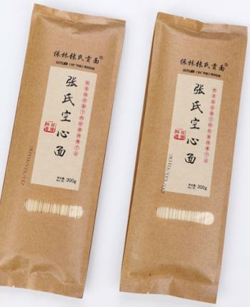 贵州特产绥阳空心面农家自制纯手工拉面张氏贡面挂面传统手艺300g