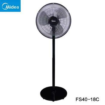 美的落地扇FS40-18C家用台式/落地式电风扇机械式学生卧室两用扇