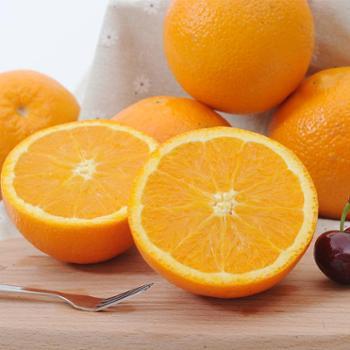 奉节脐橙果园直采10斤果园70-85mm果径现摘现发