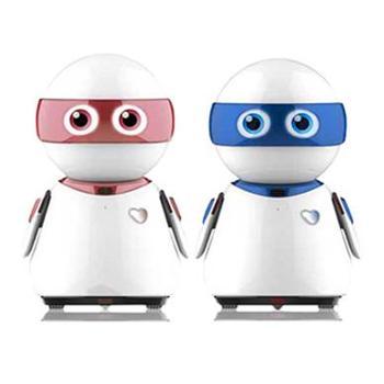 bogo儿童探索机器人 智能玩具机器人 儿童早教益智故事机 陪伴对话 语音聊天拍照 互动教育教学学习机