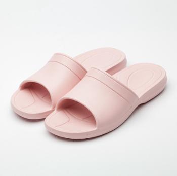 2020款浅风纯色春夏休闲情侣防滑凉拖鞋