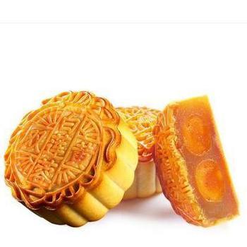 酒家双黄白莲蓉广式蛋黄月饼680g