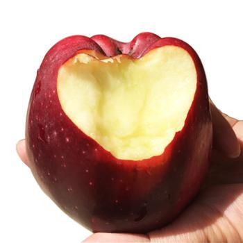 甘肃天水花牛苹果带箱约10斤装果子16-18个装