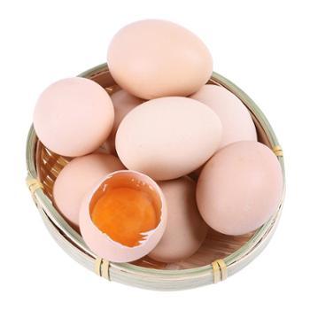 农家散养新鲜土草柴鸡蛋40枚