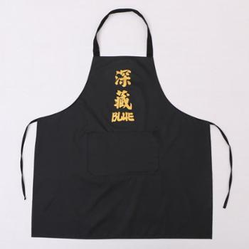 韩版时尚防水防油厨房围裙