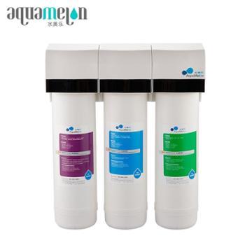 水美乐aquamelon净水器家用厨房超滤直饮净水机自来水过滤器AM-13201净水器整机