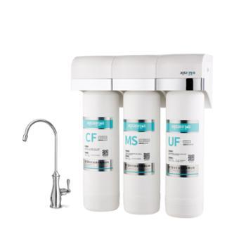 水美乐aquamelon家用厨房超滤直饮净水机AM-13201净水器整机