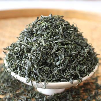2018年新茶炒青香茶高山云雾茶250克绿茶龙井高香春茶散装包邮
